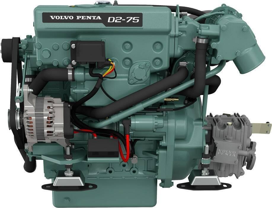 VOLVO PENTA D2-75