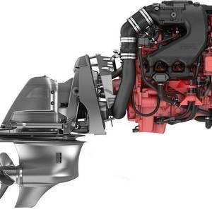 VOLVO PENTA V6-200-SX