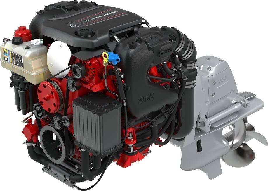 VOLVO PENTA V6-200-DPS