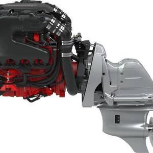 VOLVO PENTA V8-380-DPS