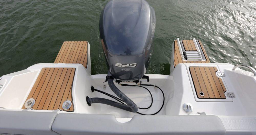 Pacific Craft 750 SUNCRUISER