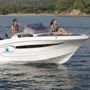 Pacific Craft 700 Sun Cruiser